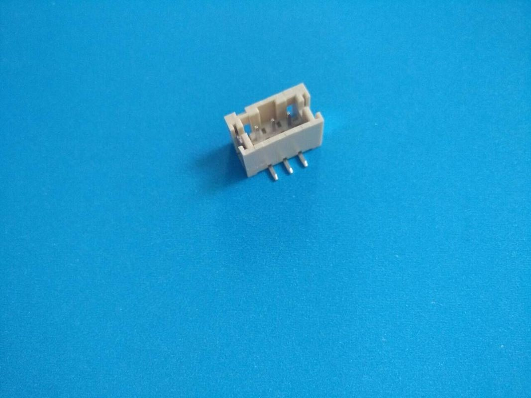 3 Poles Top Entry SMT Header Connector PCB Board Connector 3A AC / DC 2.0mm Pitch